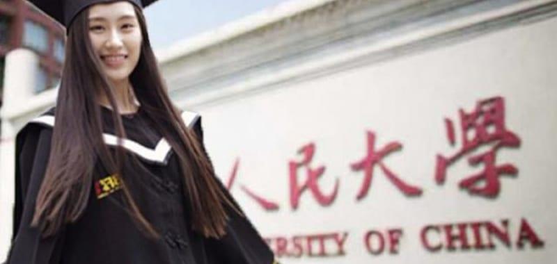 Du học sinh Trung Quốc an tâm với chương trinh học hiện đại
