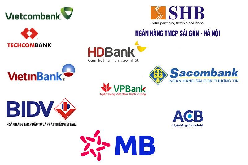 Một số ngân hàng
