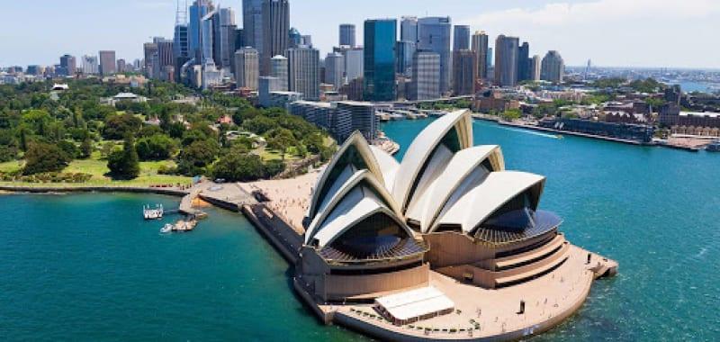 Biểu tượng của đất nước Úc - Sdyney